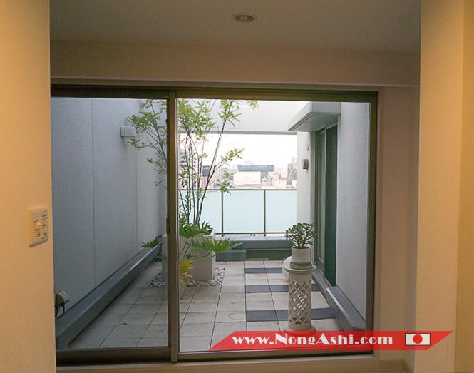 Shinsaibashi Top Floor Suite lobby