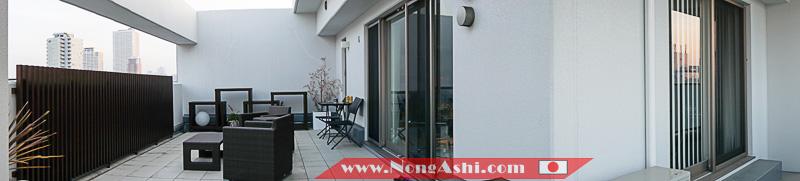 Shinsaibashi Top Floor Suite