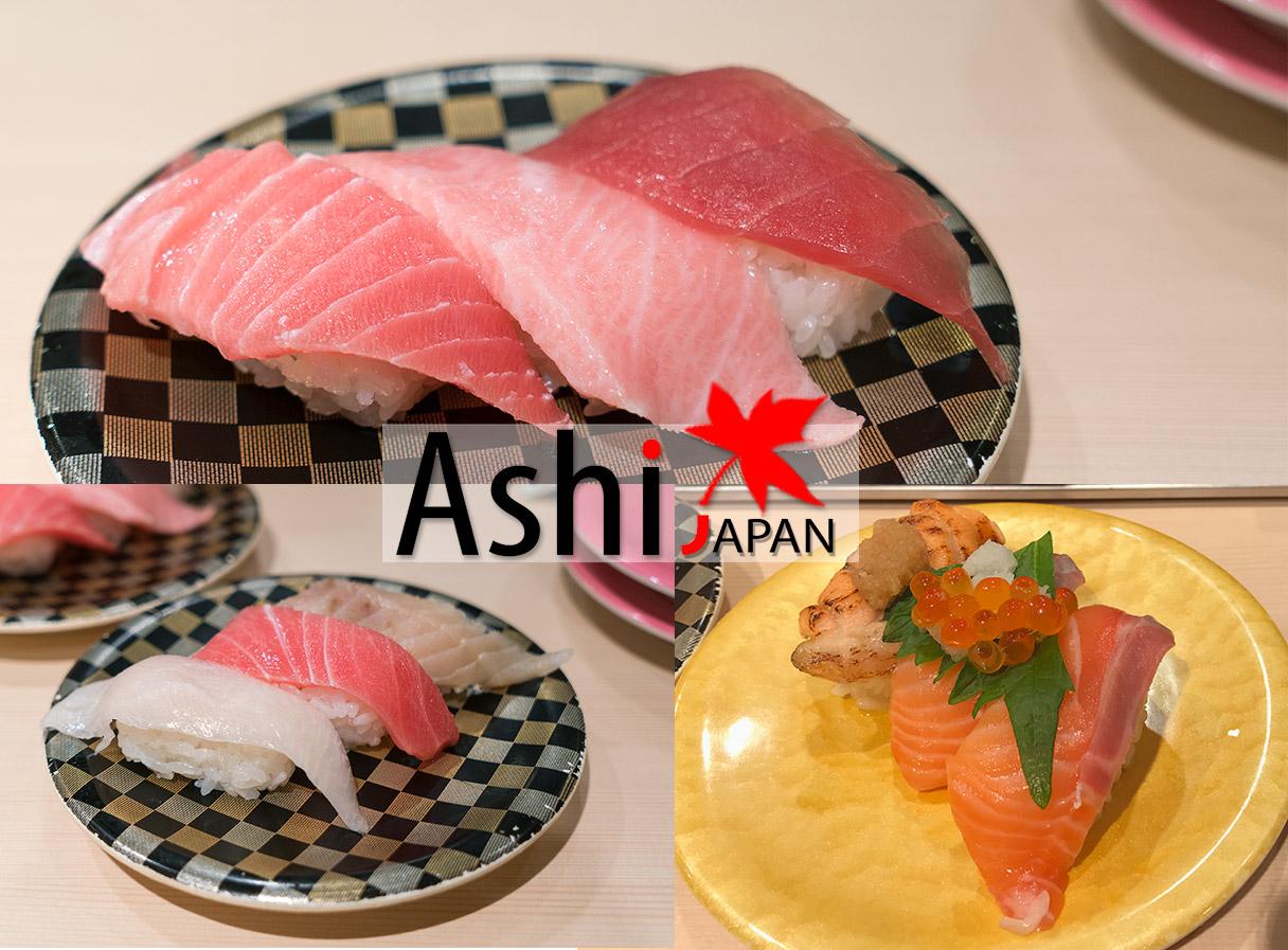 แวะกินซูชิที่ Yodobashi Osaka