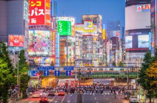 ชินจูกุ (Shinjuku - 新宿) : Tokyo